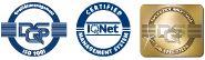 DIN ISO 9001 + DIN SPEC 77224