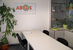 Neuer Besprechungsraum im Büro der ABGS GmbH, Fertigstellung 2012