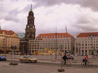CO-Warnanlage im Hotel Altmarkt in Dresden