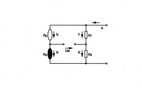 Vereinfachte Berechnung des Brückensignales