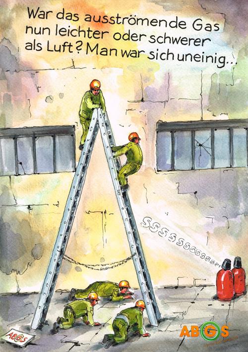5 Jahre ABGS - Karikatur Juni 2013