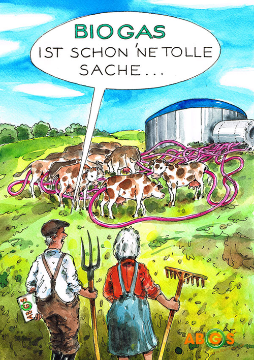 5 Jahre ABGS - Karikatur Juli 2013