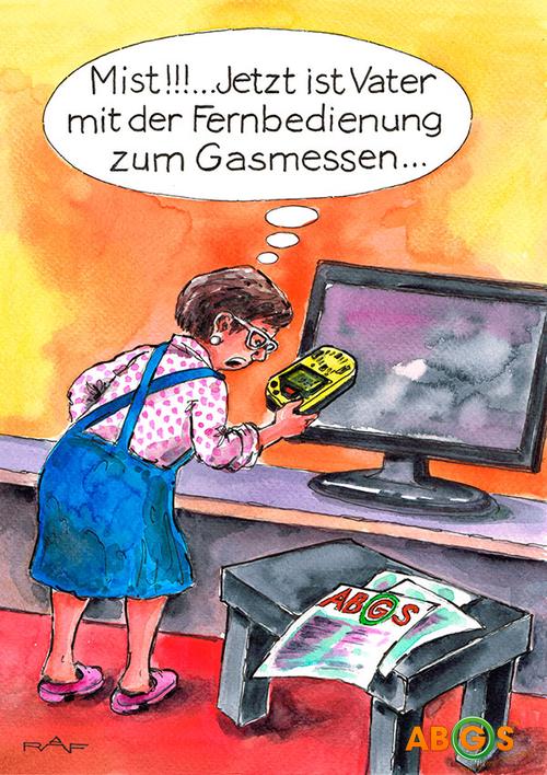 5 Jahre ABGS - Karikatur November 2013
