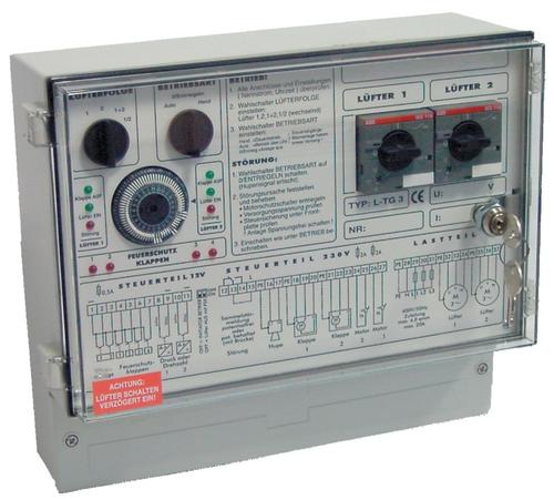 Kompaktsteuerung Tiefgaragenentlüftung L-TG 3