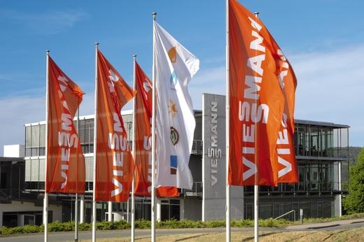 Referenz Viessmann Werke GmbH & Co. KG